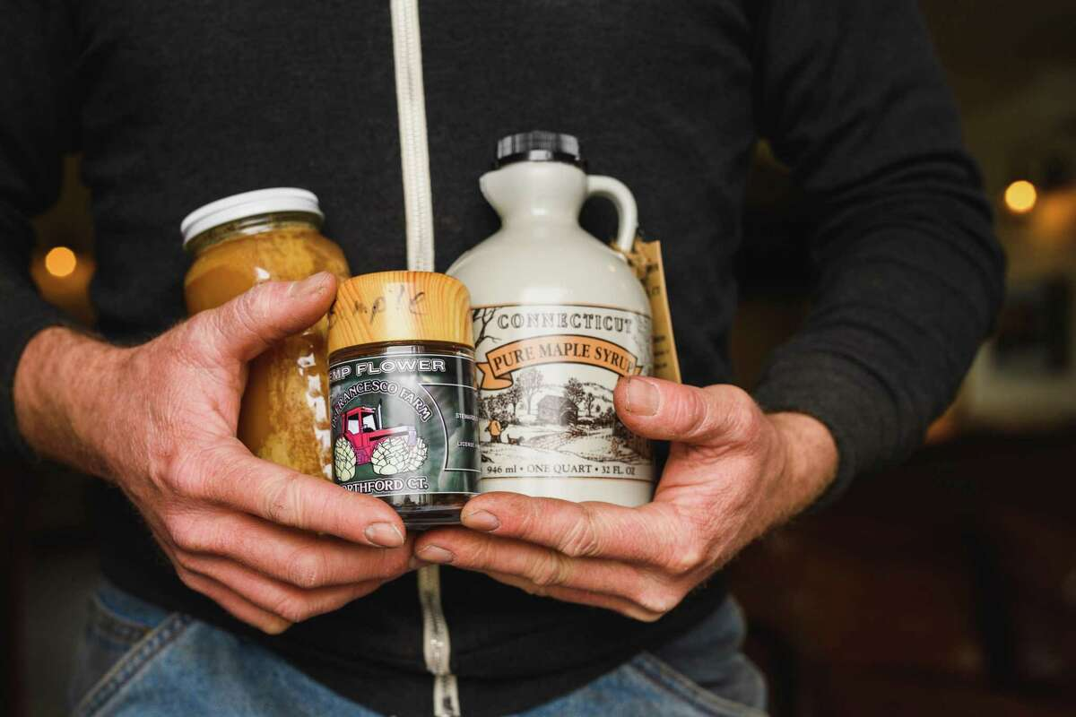 Beyond hops and grains, items produced on the farm that make it into the beer include winter squash, corn (for lagers), honey, berries and more.