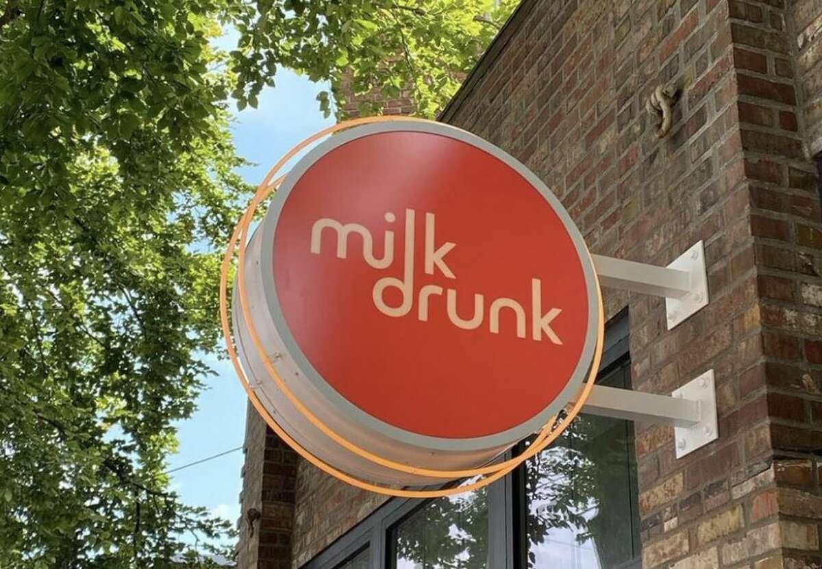 Milk Drunk on Beacon Hill.