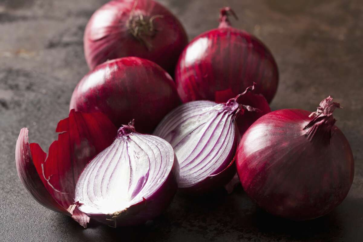 You may way to check your refrigerator. The U.S. Food and Drug Administration has linked a multi-state outbreak of Salmonella affecting nearly 400 people to red onions originating from a California producer and sold nationwide.