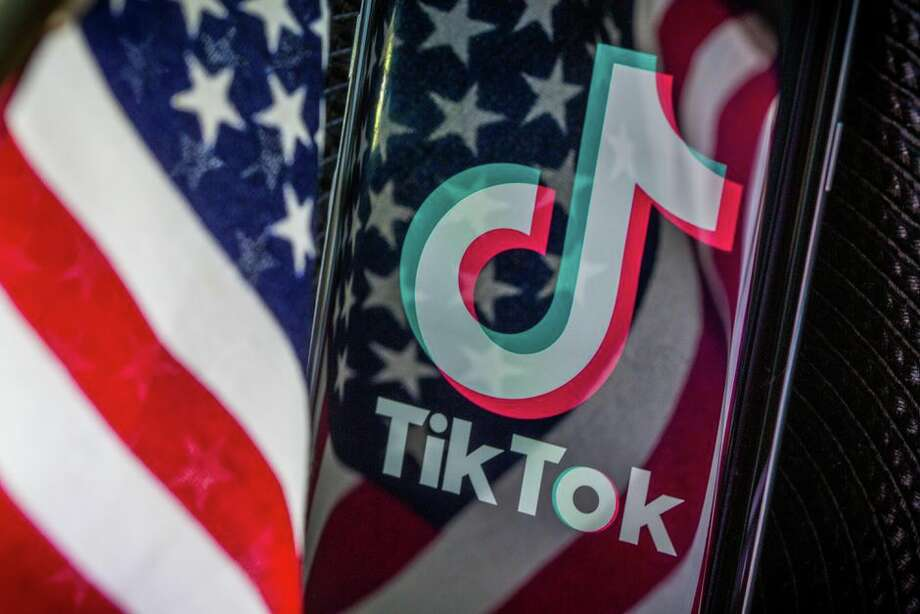 TikTok is in a face-off with the US. Photo: Angela Lang/CNET
