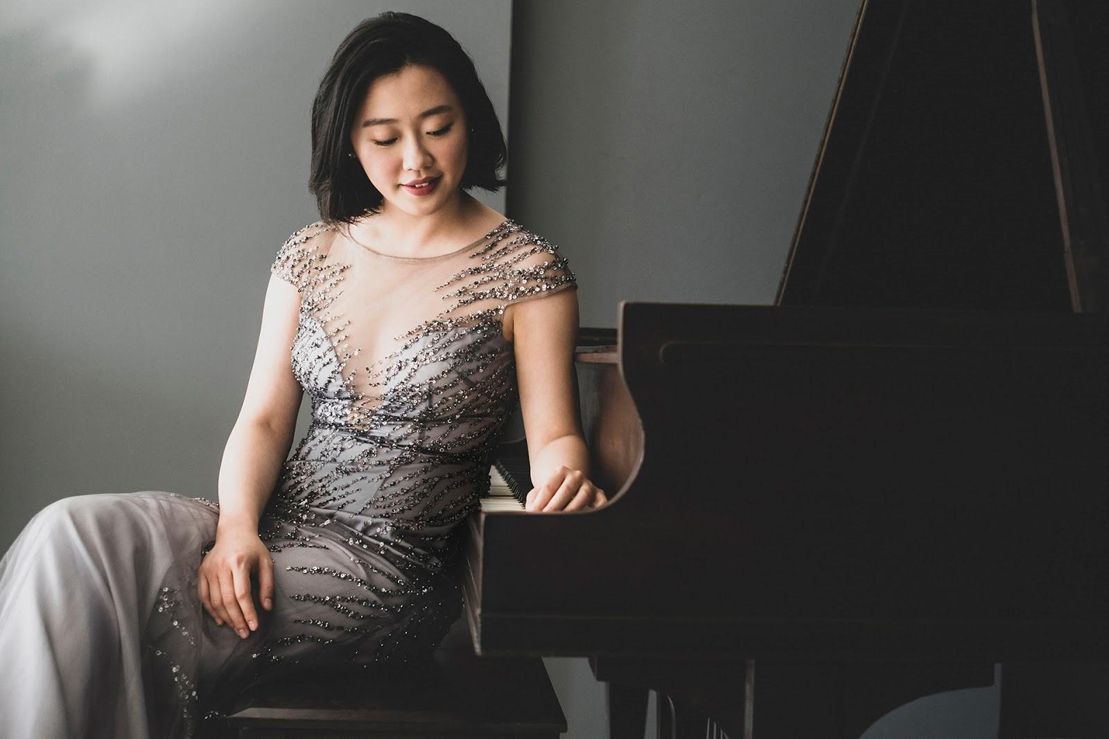 Pianist Fei-Fei performs Aug. 9 at Music Mountain