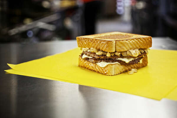Whataburger Patty Melt