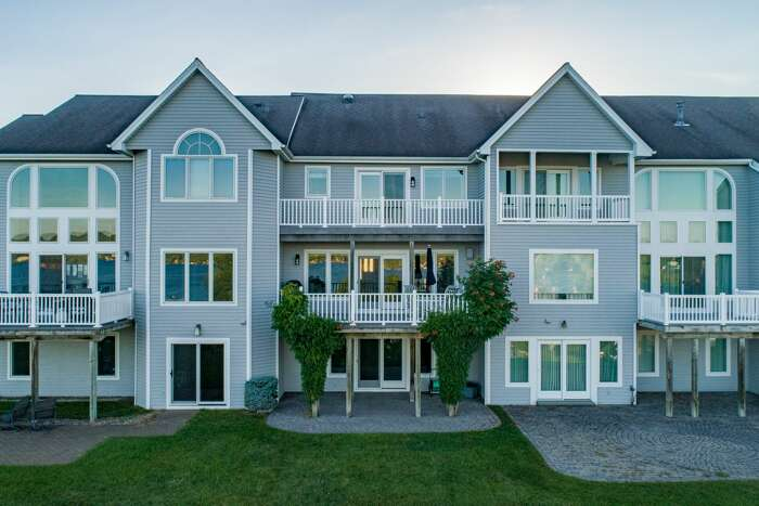 A townhouse in the Waters Edge development along Saratoga Lake, 47 Cliffside Drive has three bedrooms and three and a half bathrooms. Contact listing agent Tina Smith with Keller Williams Capital District at 518-496-6858. https://realestate.timesunion.com/listings/47-Cliffside-Dr-Saratoga-Springs-NY-12866-MLS-202023945/42935204