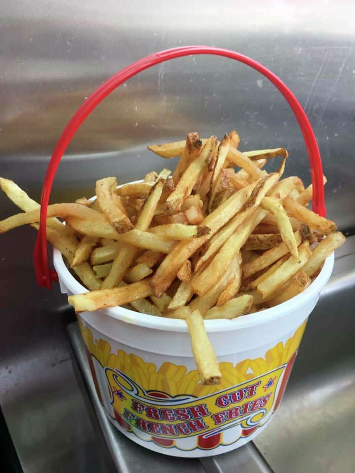Community fair favorites,including elephant ears and fresh cut fries, will be available this weekend at Thumb Storage and Suite Solutions, along with some new selections, including cotton candy and bubble tea. (Bechler's Fun Foods/Courtesy Photo)