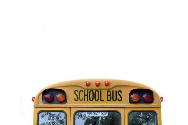 Dickinson ISD is encouraging parents who plan to have children attend school on-campus to use their own vehicles to take the kids to school.