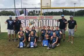 The Magnolia Elite 09 softball team won the USSSA 10U national championship recently in Gulf Shores, Ala.