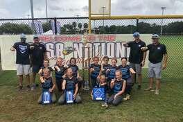 The Magnolia Elite 09 softball team won the USSSA 10U national championship recently in Gulf Shores, Ala.