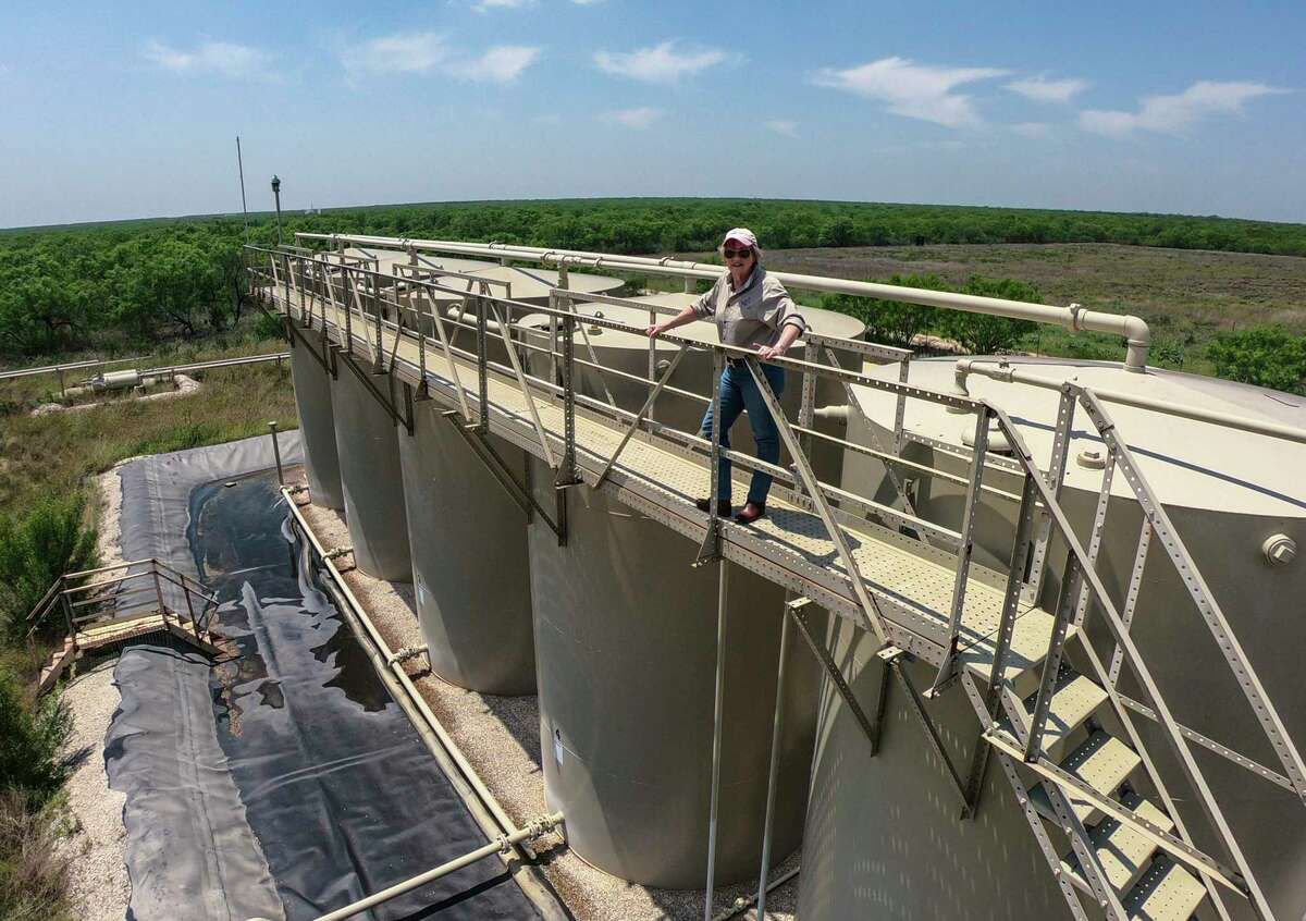 Marsha Hendler started buying oil wells in 2011. Her TerraFina operates 36 wells in the Eagle Ford Shale play.