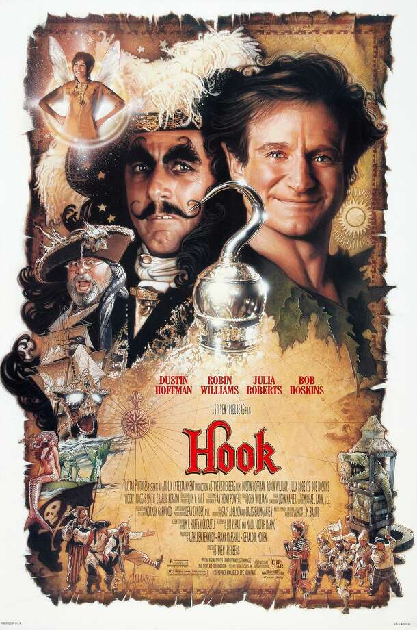 """""""Hook"""" is a much better film than it has ever been given credit for. Photo: Courtesy Photo"""
