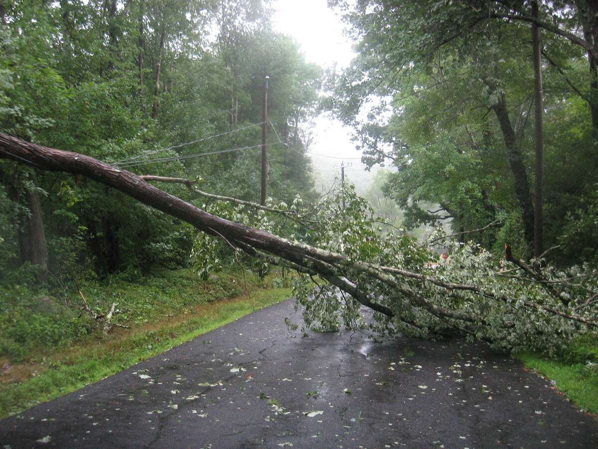 The Northwest Hills Council of Governments is developing a natural Hazard Mitigation Plan for its 21 towns in northwest Connecticut, to help towns deal with the affects of storms and other weather-related disasters, such as Tropical Storm Isaias in August 2020.