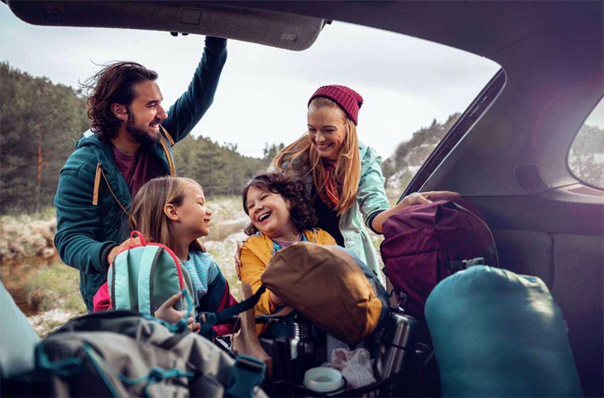 Americans are traveling more by car this summer and staying closer to home.