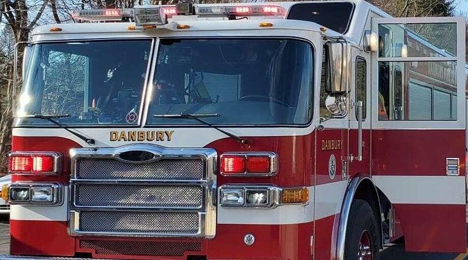 Danbury fire truck. Photo: Danbury Fire Department