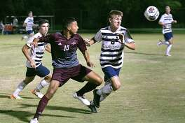 Scholarships can not be reduced for NCAA Division II athletes like TAMIU forward John Portales if they choose to opt out by Oct. 1.