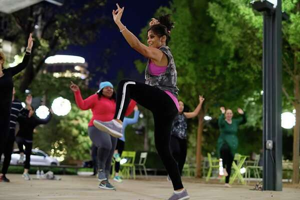 Bollywood & Bhangra Dancing Class at Levy Park
