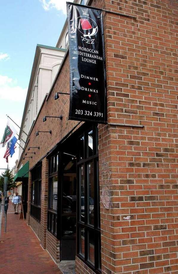 The Fez restaurant in Stamford, Conn. on Thursday August 26, 2010. Photo: Dru Nadler / Stamford Advocate Freelance