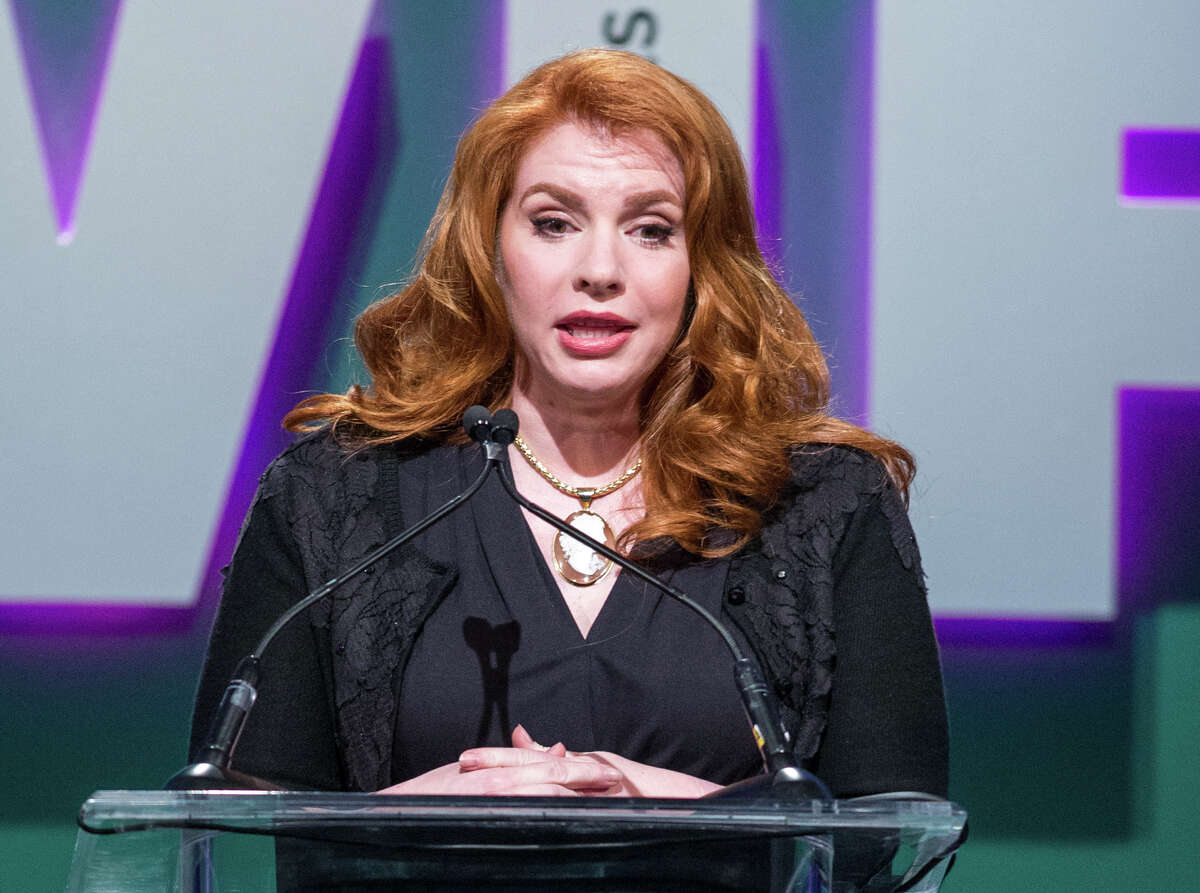 FILE - This June 16, 2015 file photo shows Stephenie Meyer, author of the