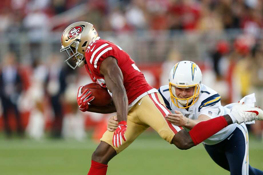 The Seattle Seahawks on Wednesday claimed defensive back D.J. Reed off waivers from the 49ers. Photo: Lachlan Cunningham/Getty Images / 2019 Getty Images