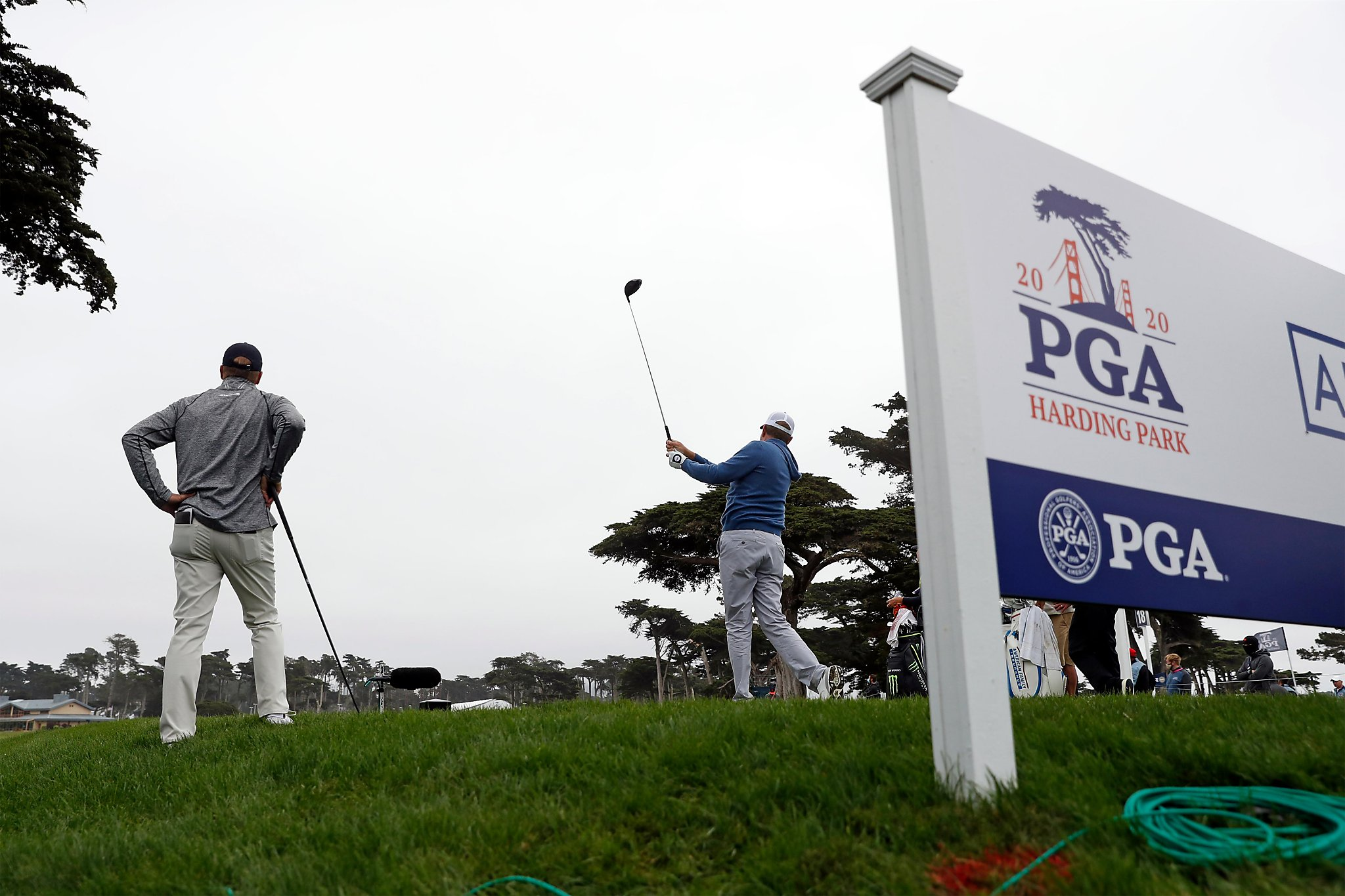 Pga Championship Golf Needs More Majors At Public Courses Like Sf S Harding Park Sfchronicle Com
