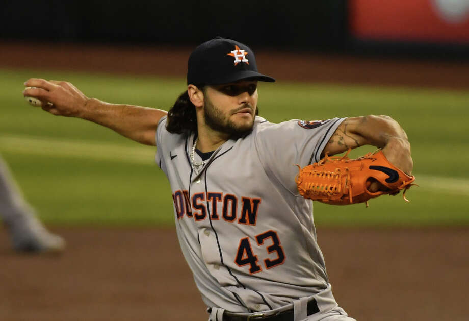 PHOTOS: More from the Astros' loss to the Diamondbacks on Wednesday nigth