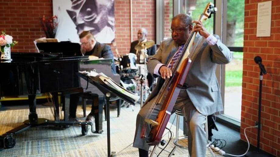 Thursday, Aug. 6: Midland Center for the Arts' happy hour, Uncorked, will feature DJAM, a jazz trio featuring Midland Symphony's own Roland Wallace on bass. (Photo provided/Midland Center for the Arts)