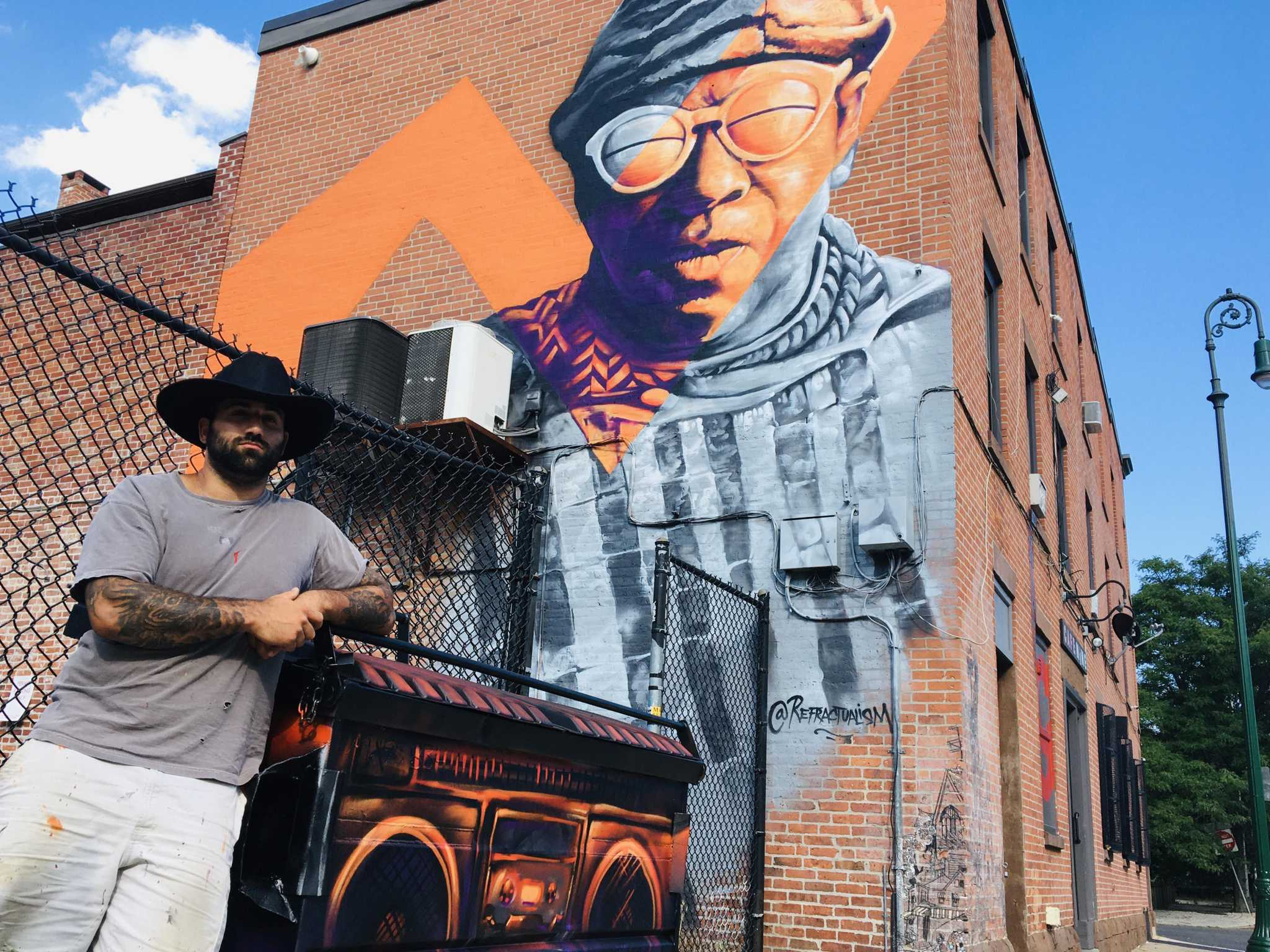 'Revolution in art:' jazz man Sun Ra lives again on New Haven's Cafe Nine
