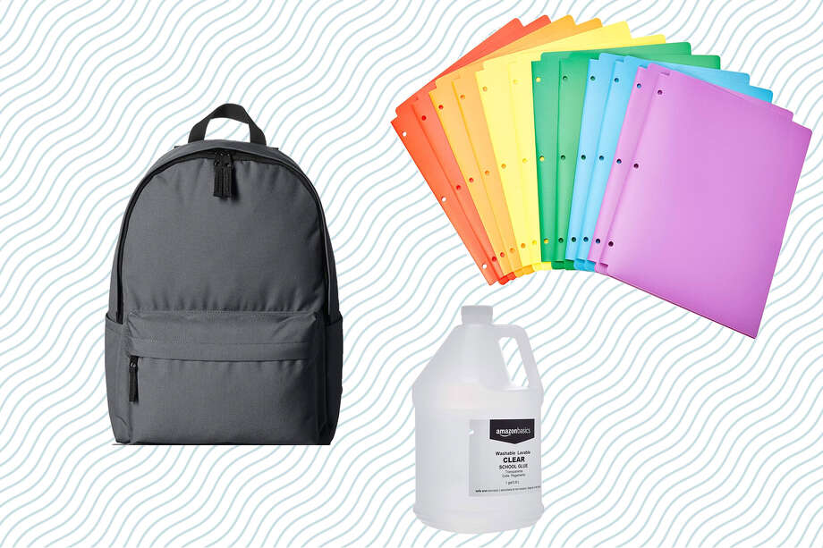 Save 20% on AmazonBasics during this back-to-school sale, Amazon Photo: Amazon/Hearst Newspapers