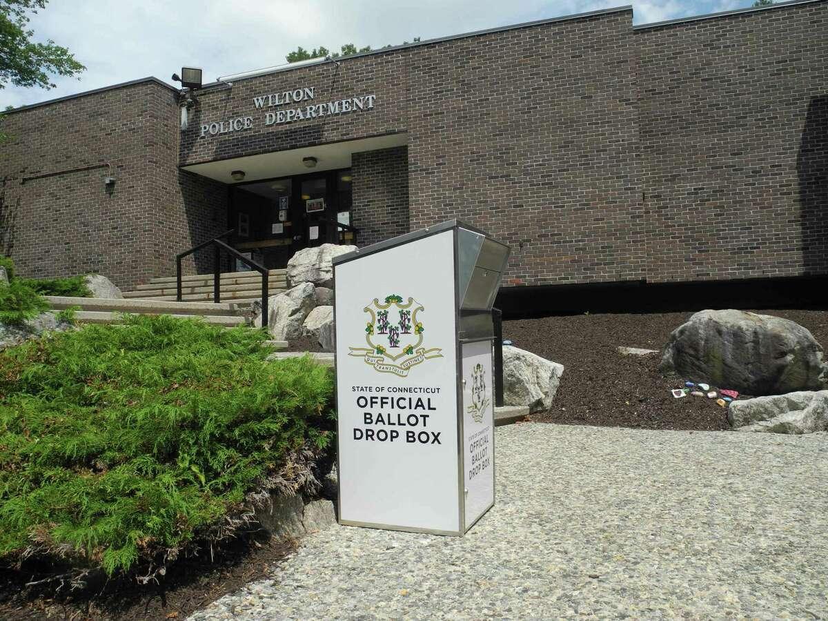 Wilton Police headquarters