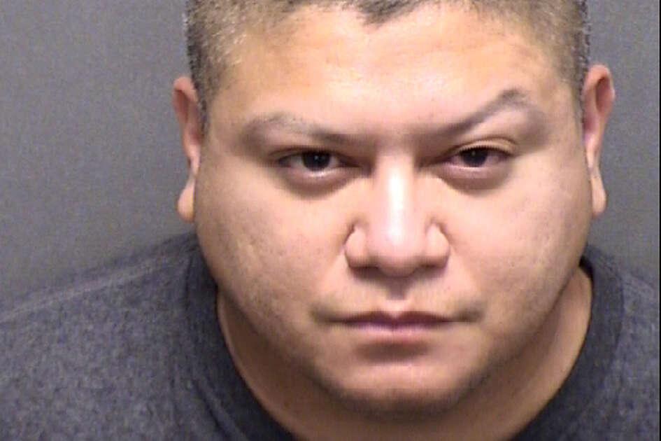 SAPD Officer Humberto Zuniga Jr., 41, was arrested on suspicion of sexual assault.