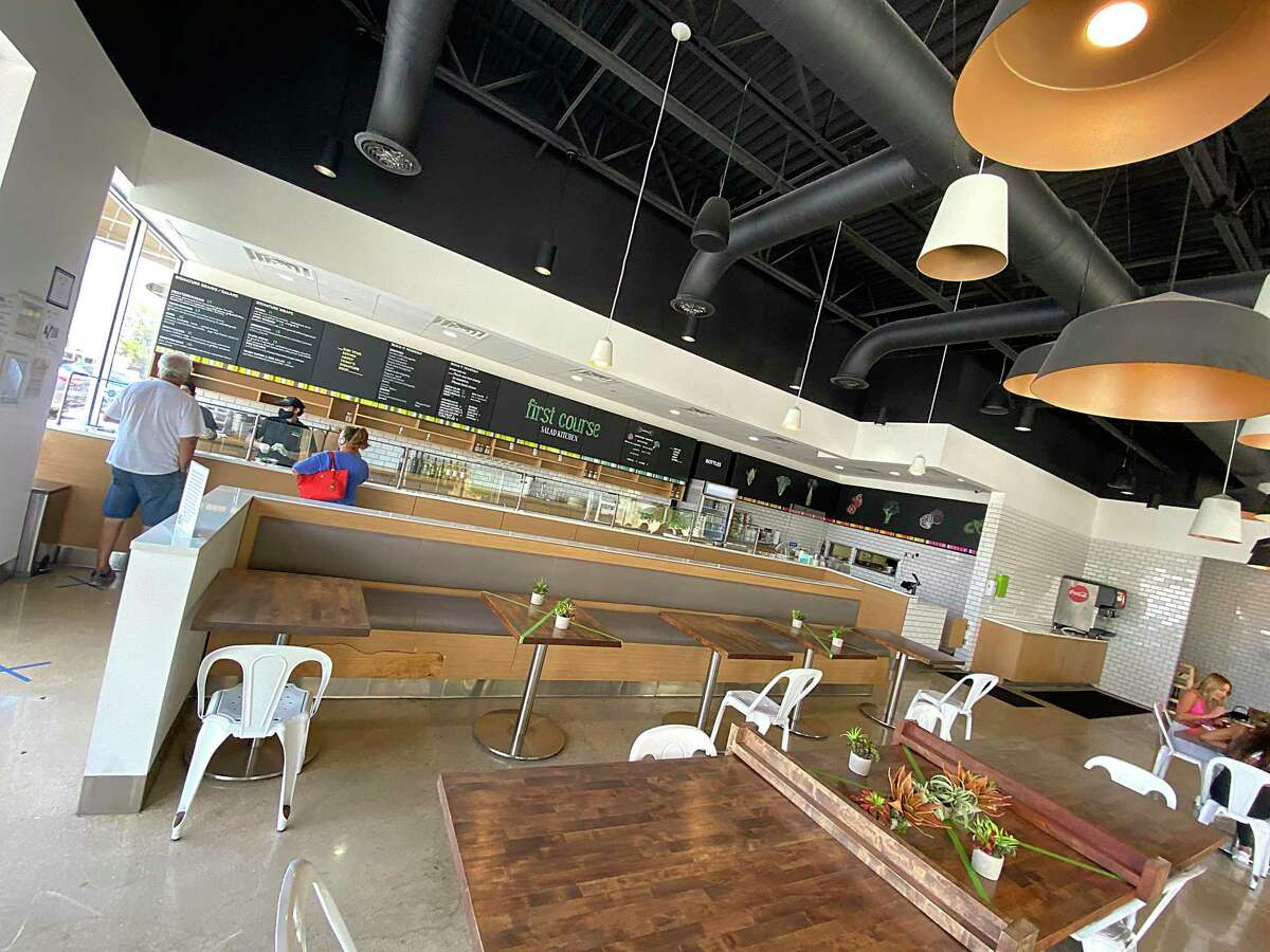First Course Salad Kitchen opened four years ago off of Interstate 10 in San Antonio.