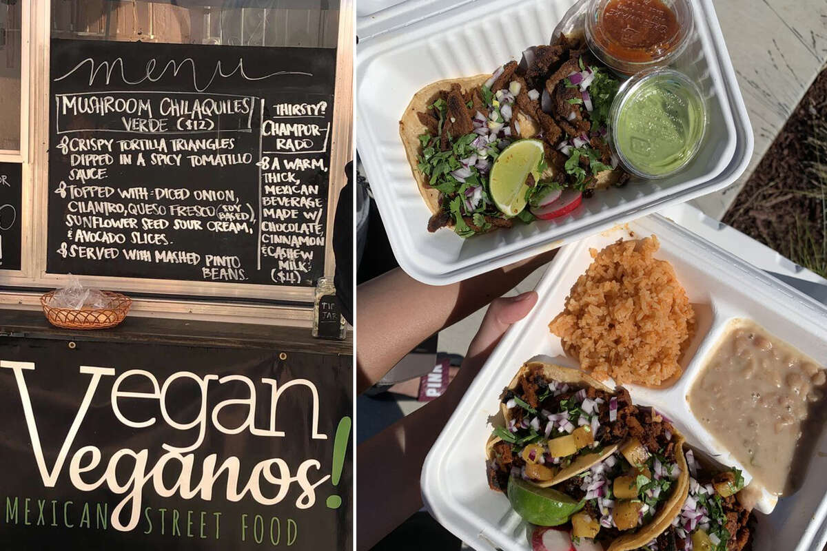 Vegan Veganos has had success with its vegan Mexican food served from a food truck during the coronavirus pandemic.