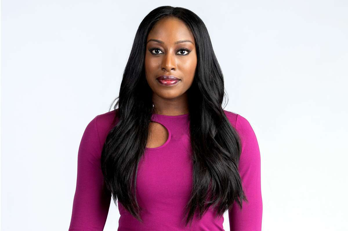 """Former Cy-Fair basketball standout Chiney Ogwumike will co-host """"Chiney and Golic Jr."""" with Mike Golic Jr. beginning Aug. 17 on ESPN Radio."""