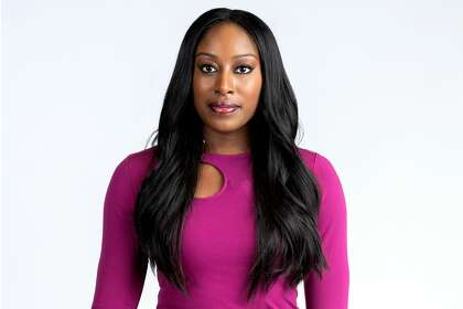Cypress Chiney Ogwumike On Women In Sports Media Juggling A New Radio Show And Wnba Career Houstonchronicle Com