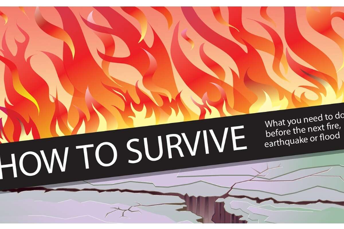 Guide: How to survive the next fire or quake