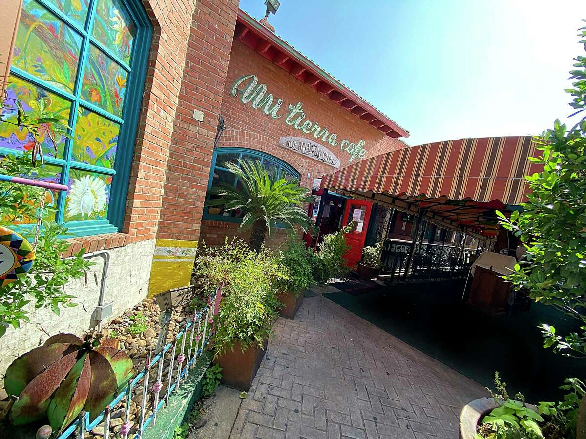 Mi Tierra Cafe y Panaderia in Market Square in San Antonio makes it easier to celebrate Cinco de Mayo at home during the coronavirus crisis with to-go margaritas and Mexican food. For Mike Sutter's story.