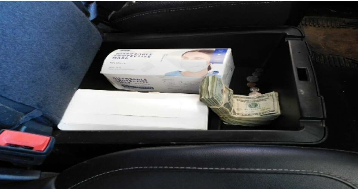 The Texas Department of Public Safety said they seized more than $26,000 following a traffic on Tuesday afternoon. One person was arrested in connection with the case.