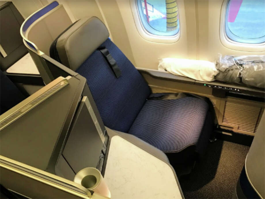 Global Services members generally travel on full-fare premium cabin tickets. Photo: Chris McGinnis