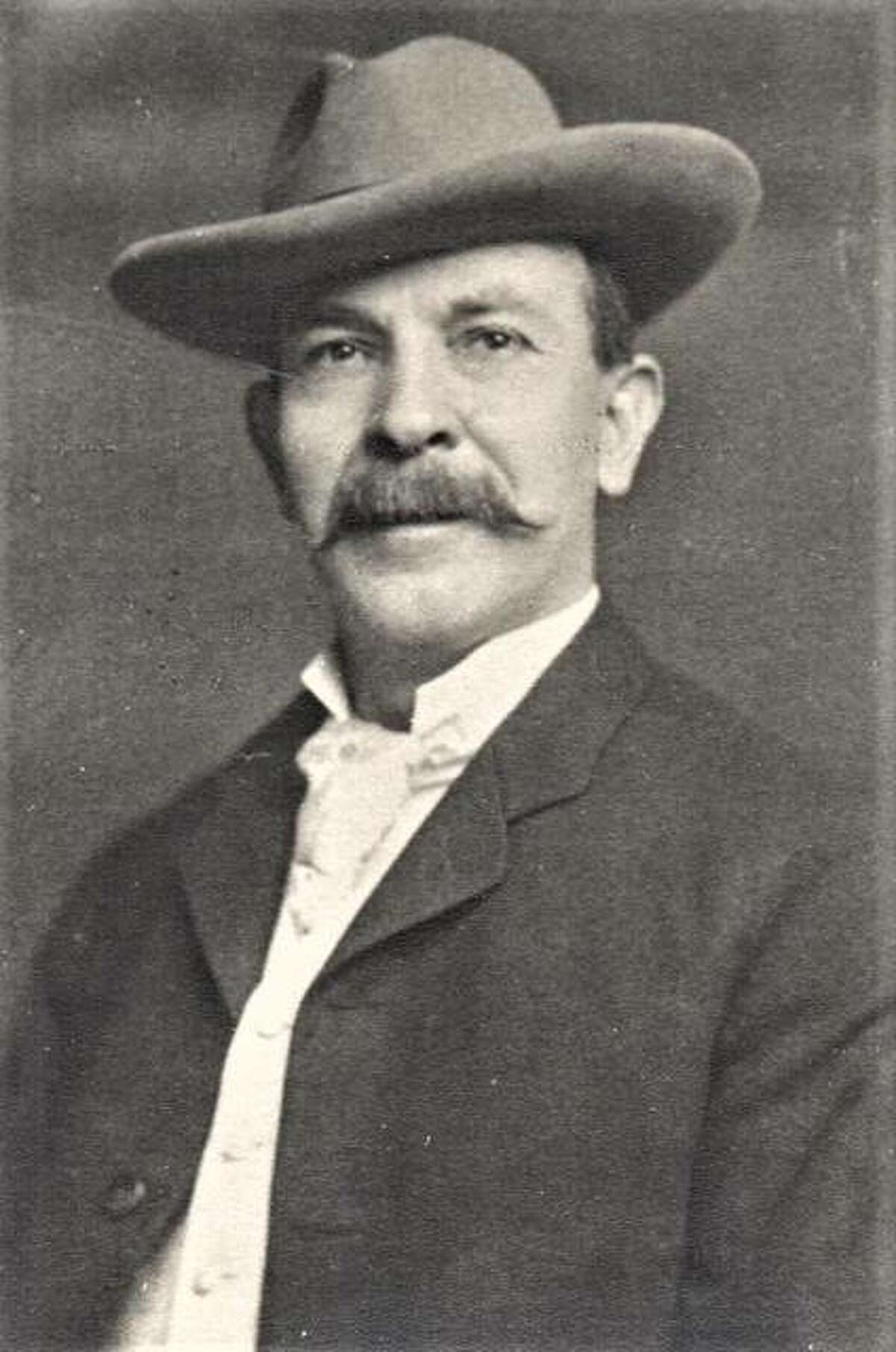 Julius Koenig (pictured) hired noted Alton architect Lucas Pfeiffenberg to build his house at the corner of E. 4th and Oaks in the Hunterstown section of Alton in 1897.