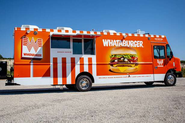 Whataburger has finally revealed their new food truck, bringing it's famous orange and white wrapped burgers around the country.