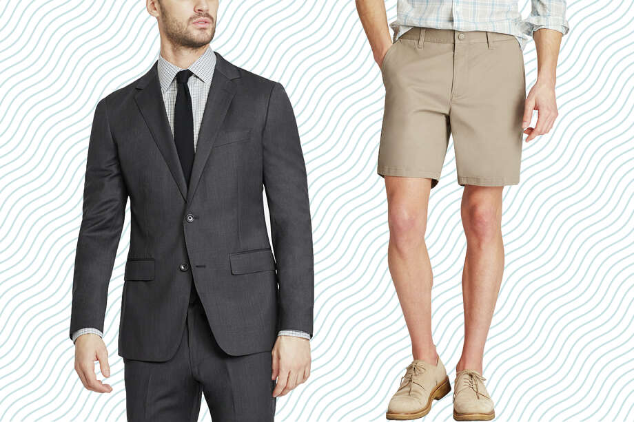 Bonobos' extra 60% off final sale has full wool suits for as little as $84, chinos for $27 and shorts for just $15. Photo: Bonobos/Hearst Newspapers