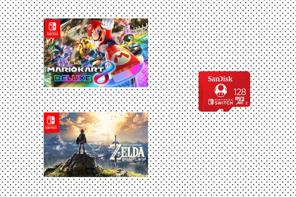 Buy two digital Nintendo Switch games, get a SanDisk memory disk for free - Walmart