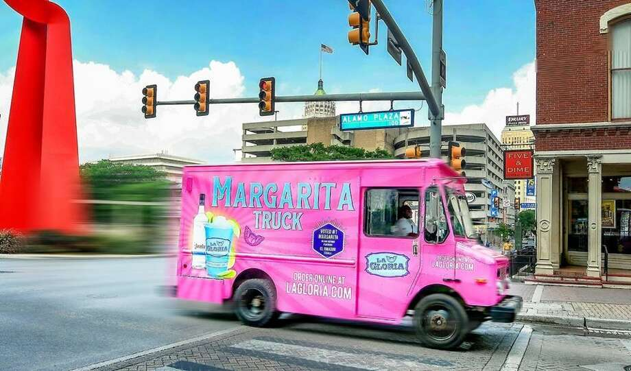 Owner of La Gloria, Chef Hernandez decided to roll out this margarita truckthat delivers frozen and and on-the-rocks straight to your door in the wake of the quarantine. Photo: La Gloria