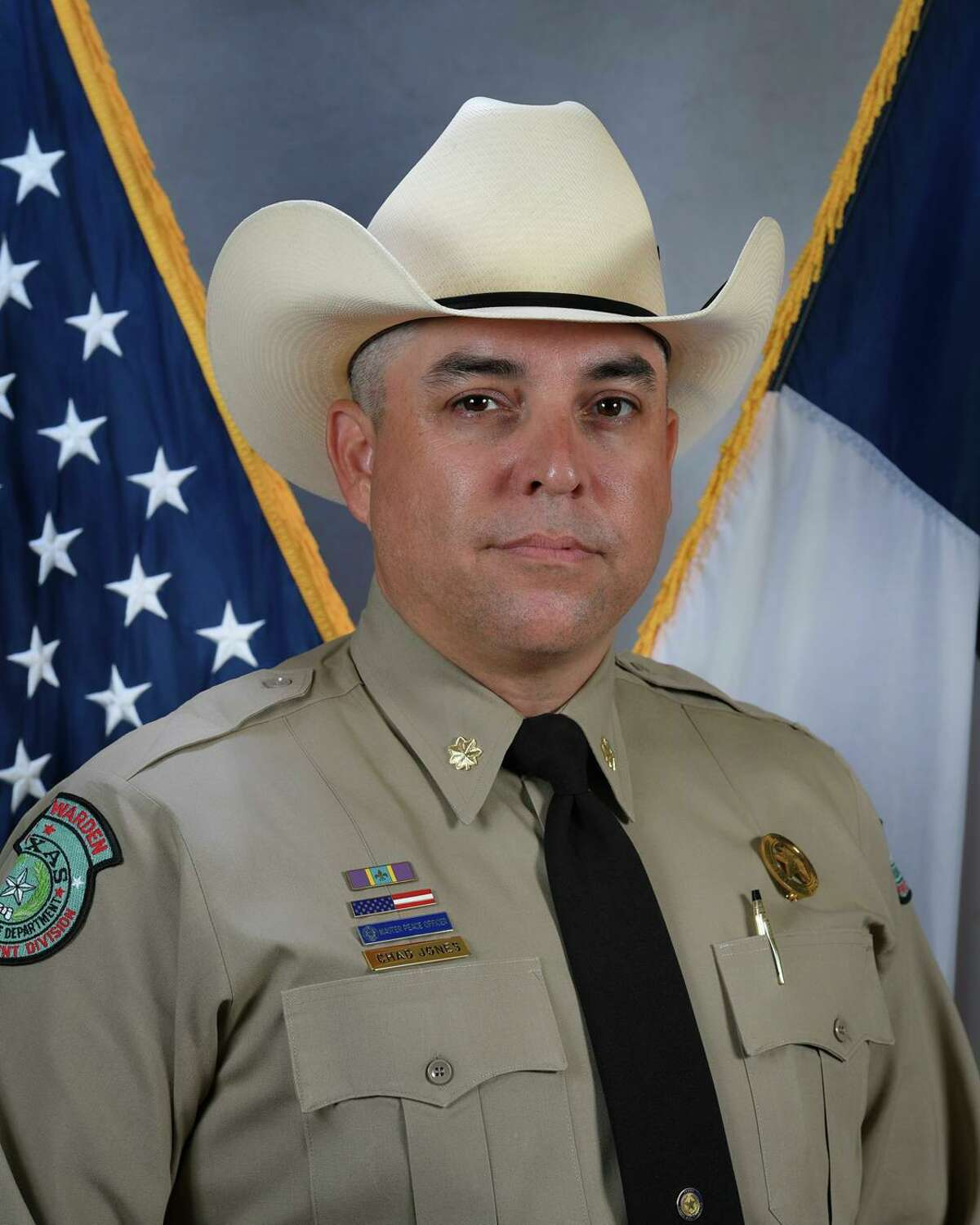Col. Chad Jones replaced Grahame Jones as director of the Texas Parks and Wildlife Department's law enforcement division.