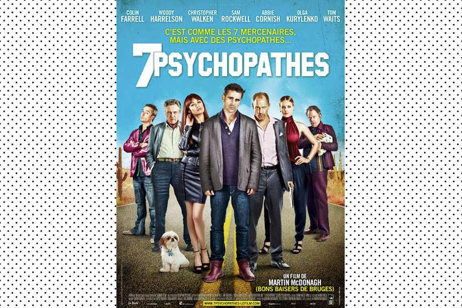 Seven Psychopaths Photo: CBS Films