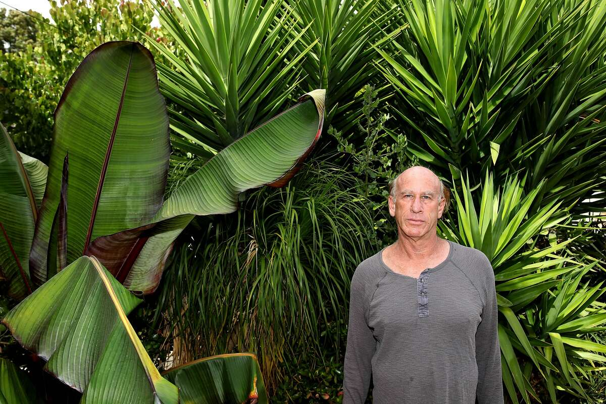 Robin Schild poses for a portrait at his home on Wednesday, August 5, 2020, in Albany, Calif. Robin invested a total of $650K, starting in 2016, in an alleged Ponzi scheme by dead Novato businessman Ken Casey.