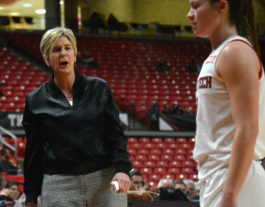 Tech announced the termination of Lady Raider Coach Marlene Stollings Thursday night. Photo: Nathan Giese/Plainview Herald