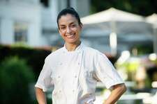 Victoria Blamey, who is internationally renowned for her culinary skills, is chef-in-residence this summer at the Mayflower Inn & Spa, Auberge Resorts Collection, in Washington, Conn.