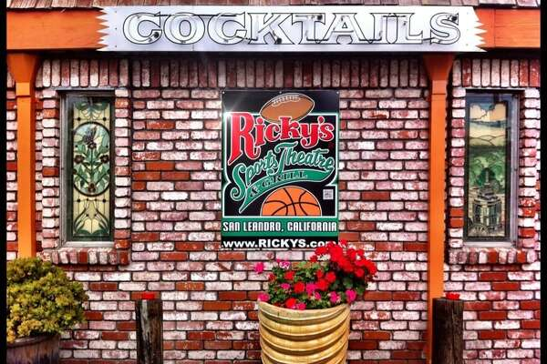 Ricky's Sports Bar in San Leandro opened in 1946.