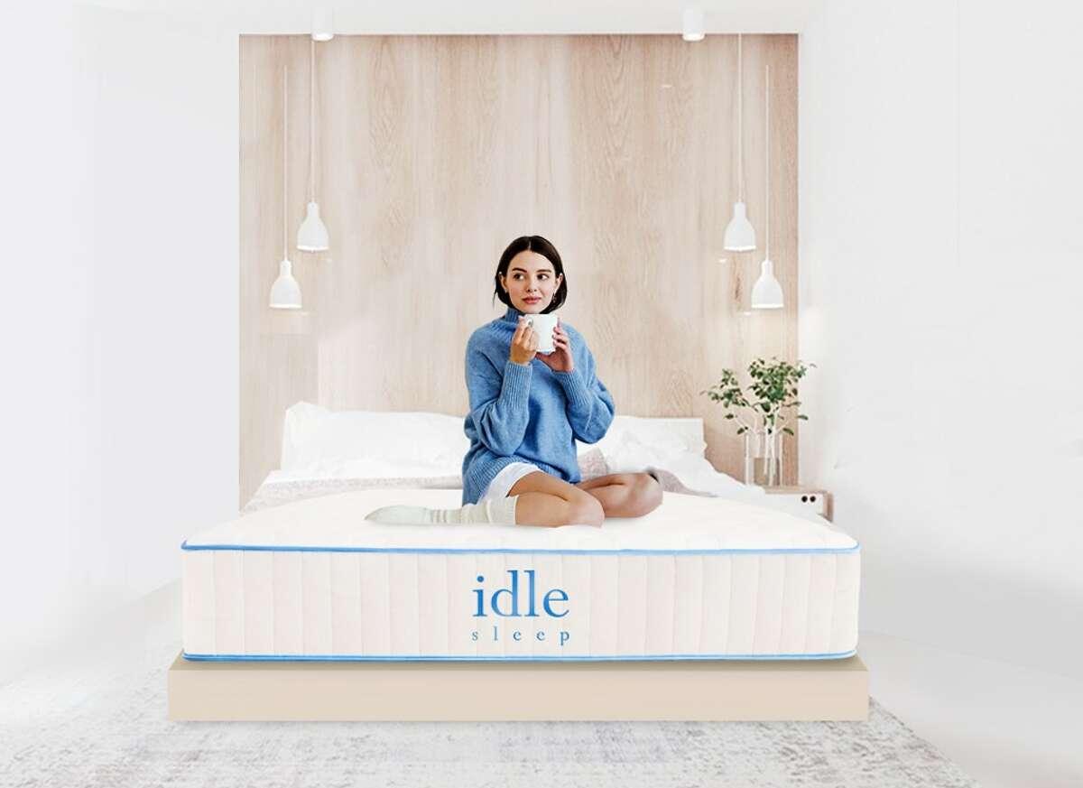 20% Off Idle Mattresses, Idle Sleep