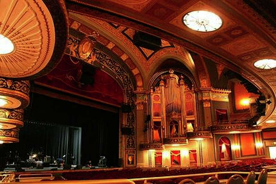 Palace Theater historian Louis Belloisy will lead a four-week class, Oct. 23-Nov. 13, 10:15 - 11:45 am, exploring the theater's beginnings and learn about its history, architecture, lore and roster of entertainers Photo: Palace Theater / Contributed Photo