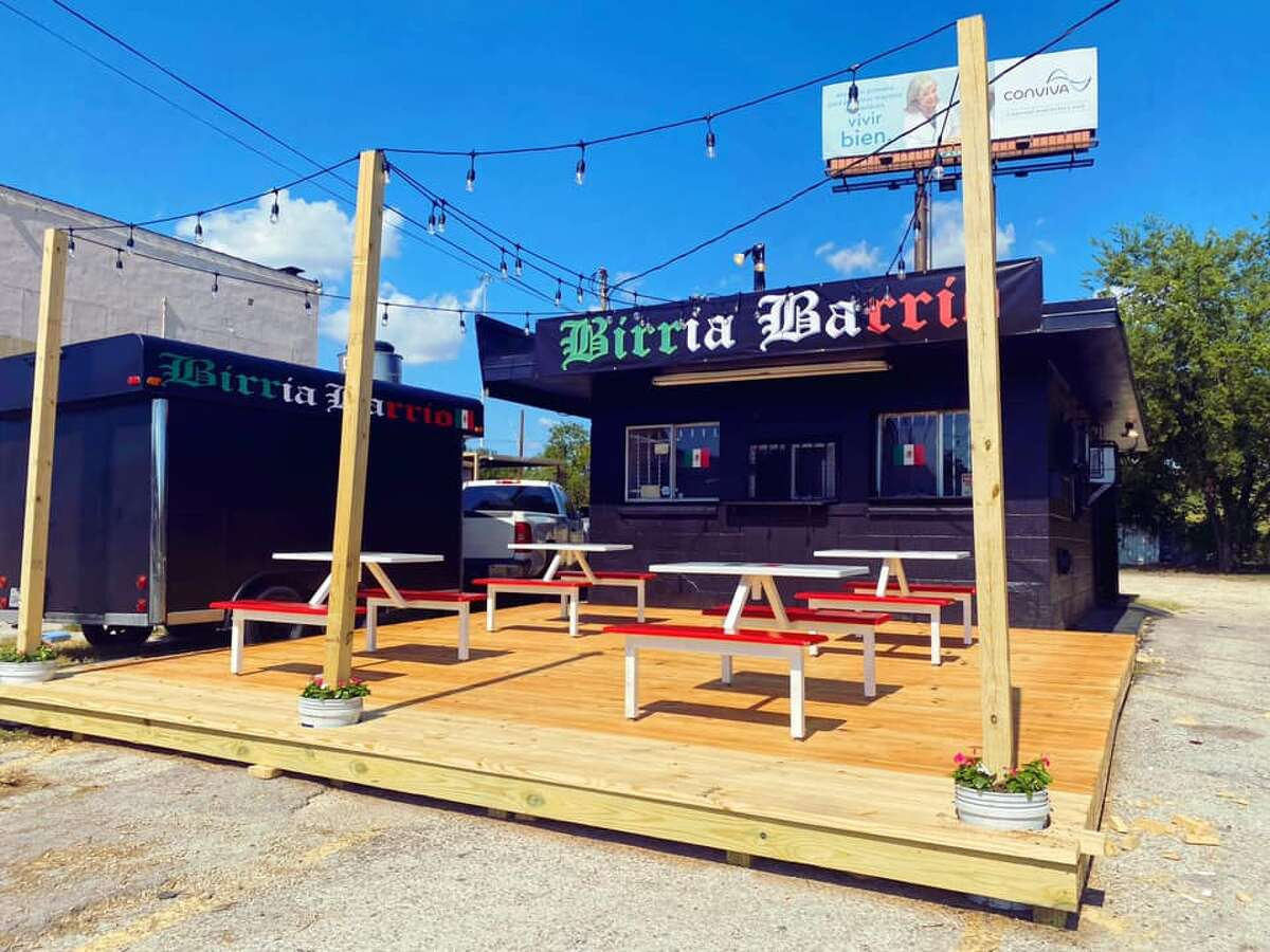 On Thursday, Bargas said it was so busy that the new patio restaurant sold out of food in a matter of hours. Birria Barrio opened at 2 p.m. and close by 6 p.m., five hours before closing time.